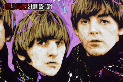 Beatles Art Deatil