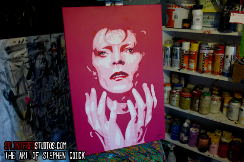 Zigy Stardust Art Work