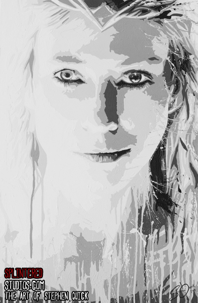 Galadriel Painting