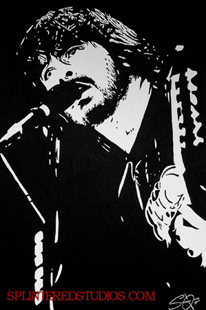 Dave Grohl Artwork
