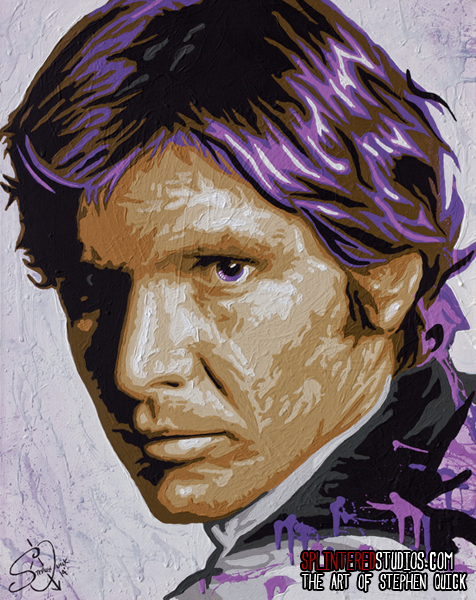 Han Solo - Nerf Herder