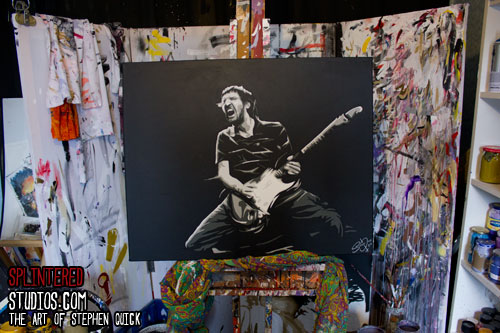 JOHN FRUSCIANTE Pop Art