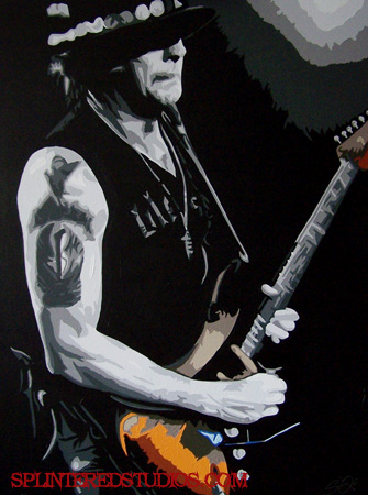 Richie Sambora Painting