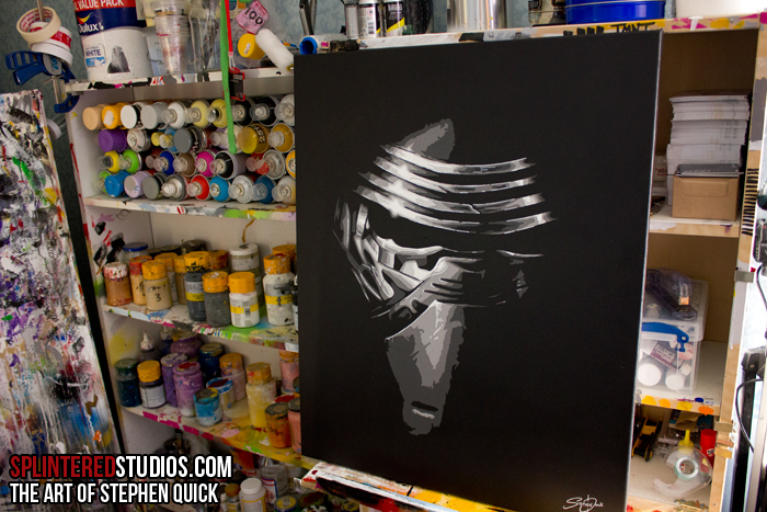 Kylo Ren ArtWork
