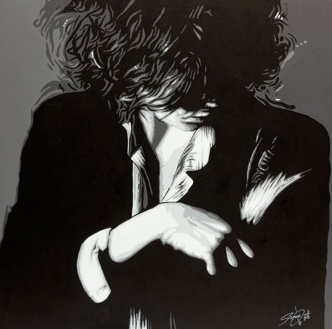 The Waterboys Painting