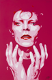 Bowie Ziggy Painting