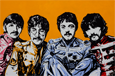 Sgt Peppers Painting